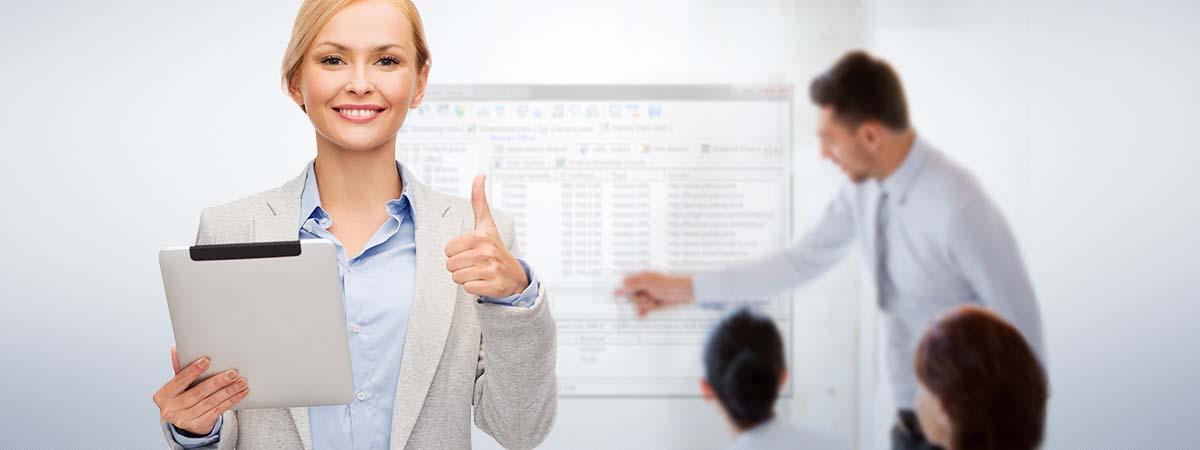 Quy trình làm việc với khách hàng